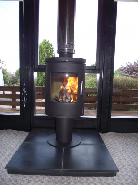 Hearth and Home - Penrith, Cumbria. / Installation Gallery